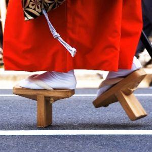 Guốc gỗ Geta - Nét văn hoá độc đáo của Nhật Bản