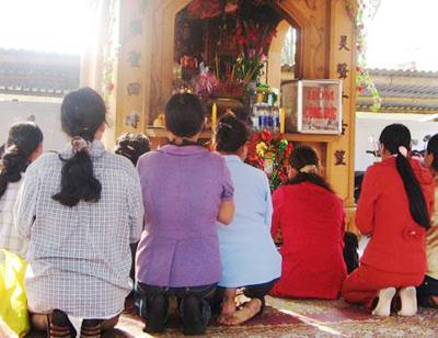 Hội đền Hoàng Mười – Tâm linh người Nghệ