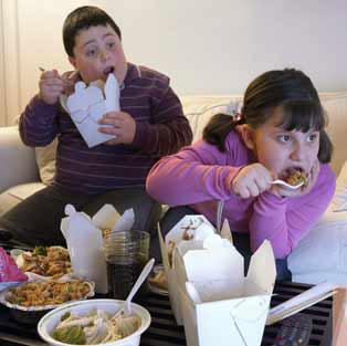 Thừa cân, béo phì là do thói quen ăn uống