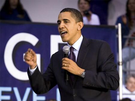 Để giao tiếp như tổng thống Barack Obama